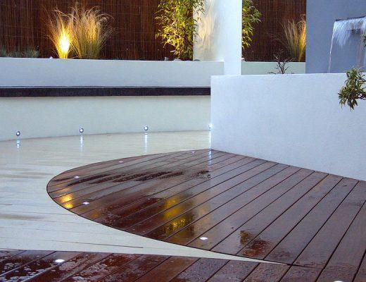 Garden LED Flood Light