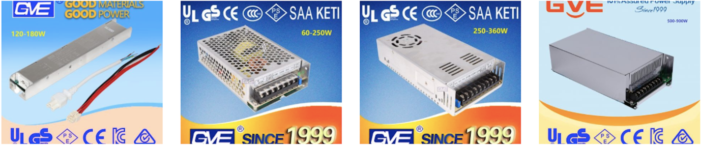 GVE Ultrathin Series
