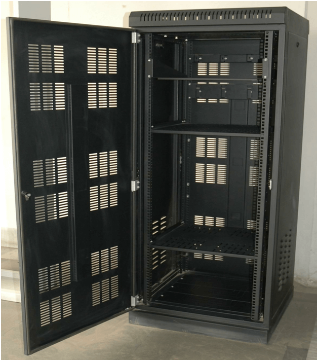 Network Rack Cabinet 2