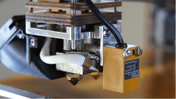 An Auto-Level 3D Printer