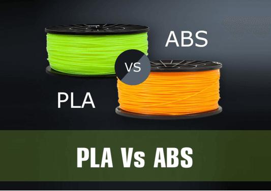 ABS / PLA materials