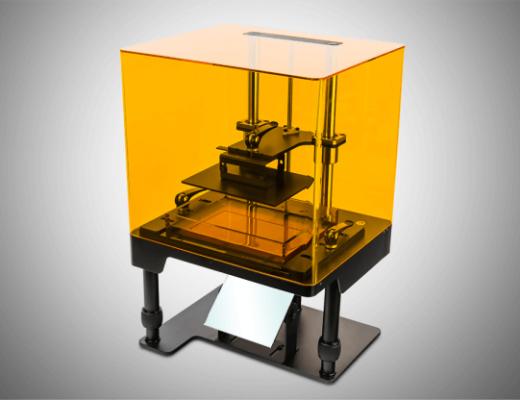 DLP 3D Printing