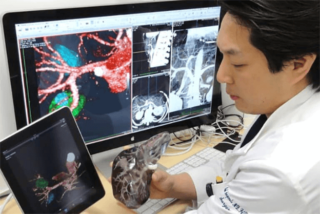 3D printing technology in medicine